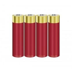 4 Piles alcalines LR3 / AAA